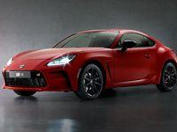 Toyota dévoile le coupé GR 86
