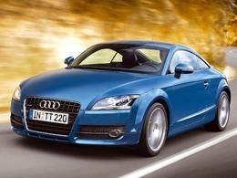 La nouvelle Audi TT au rappel…