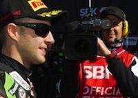 Accord signé entre TV3 (Televisió de Catalunya) et la Dorna pour les droits de diffusions du World Superbike