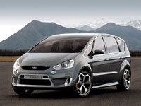 Le nouveau monospace Ford se nommera S-Max