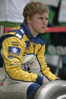 LMS: Christian Bakkerud sur une Audi R10 du Team Kolles