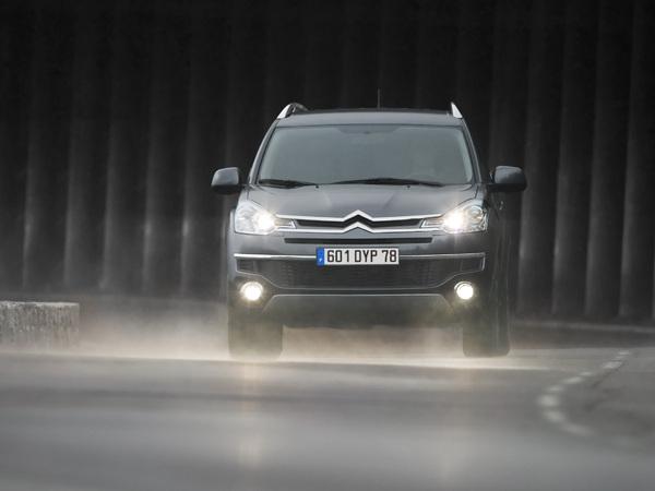 Quelques nouveautés dans la gamme Citroën