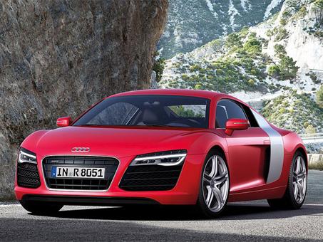 Audi dévoile le restylage de la R8