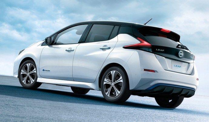 Nissan prévoit de lancer 8 nouvelles électriques d'ici 2022