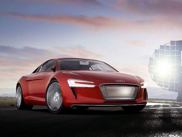 L'Audi R8 e-tron finalement produite!