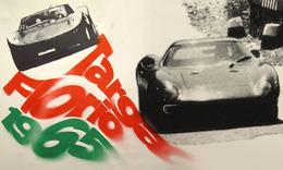 Vidéos : Targa Florio 1965, autres temps, autres moeurs