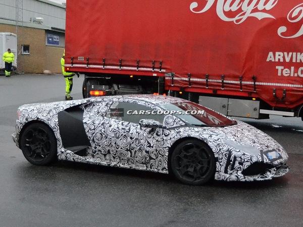 Lamborghini: cela sera Huracan