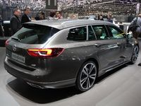 Opel Insignia Sports Tourer : gigantesque - En direct du salon de Genève 2017