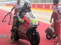 Moto GP - Ducati: Andrea Iannone jure qu'il sera le second Italien sur la Desmosedici
