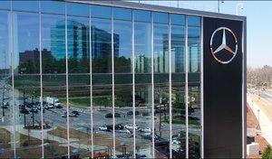 Mercedes : jusqu'à un milliard d'euros d'amende pour des diesels truqués