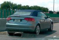 Future Audi A3 cabriolet: Nue