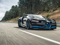 Bugatti : objectif 500km/h ?