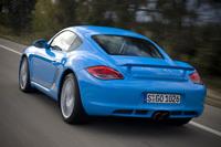 Futur Porsche Cayman Clubsport: - 100 kg