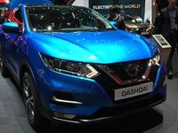 Nissan Qashqai 2017 : revitalisé - En direct du salon de Genève 2017