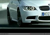 Vidéos BMW M3: on s'en remet une couche