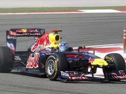 F1-GP d'Espagne: Nouvelle victoire de Vettel !