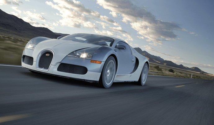 Selon Bugatti, la Veyron prend autant de valeur qu'une ancienne