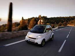 250 Smart électriques vont rouler aux Etats-Unis dès octobre 2010