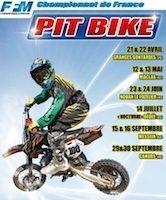 Championnat de France de Pit Bike 2012: Preview Messeix