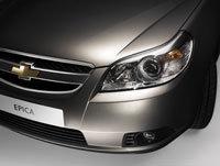 Première image de la nouvelle Chevrolet