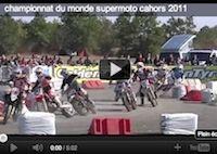 Supermotard 2011: la finale du championnat du monde à Cahors en vidéo