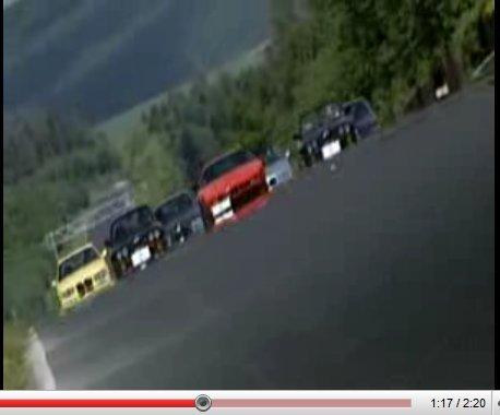 Vidéo BMW : j'aime les 'M'