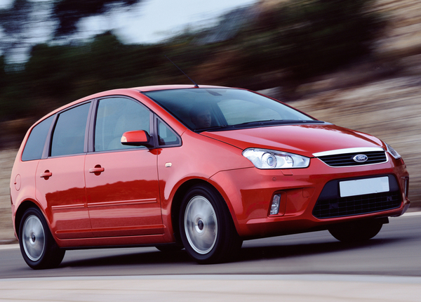 S Ford Focus C Max on ford transit