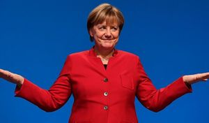 Dieselgate: Merkel droit dans ses bottes