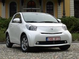 Toyota iQ : une promo qui la rend abordable