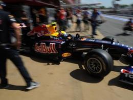 F1-GP d'Espagne: Enfin une pole pour Webber !
