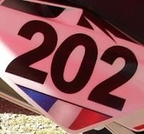 Loic Larrieu sur la 250 Kawasaki Pro Circuit de Roelants