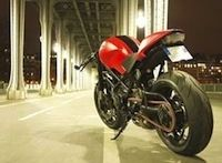 Ducati Néo Rétro Mostro by Diisign