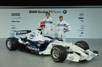 F1 : BMW Sauber, on prend les mêmes et on recommence