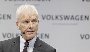 Volkswagen: pour justifier son énorme salaire, le patron évoque le risque d'aller en prison