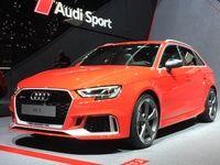Audi RS 3 Sportback: 400 ch! - Vidéo en direct du salon de Genève 2017