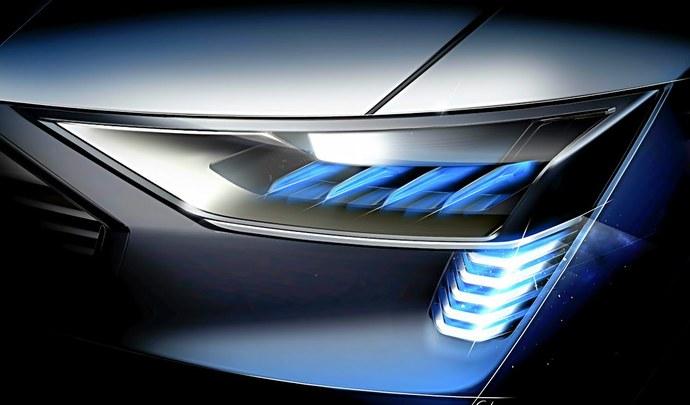 Audi va proposer des feux à signature lumineuse personnalisée