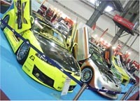 Barcelone Tuning Show 2005