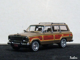 1/43ème - JEEP Grand Wagoneer