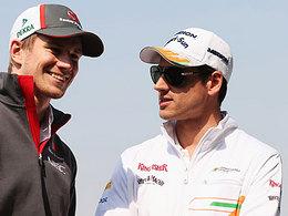 F1 2014 : Adrian Sutil confirmé chez Sauber
