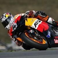 Moto GP - Valence: Andrea Dovizioso aura le 58 sur son cuir