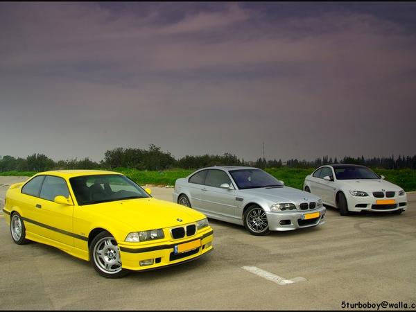 Et si la future M3... avait un V6 ?