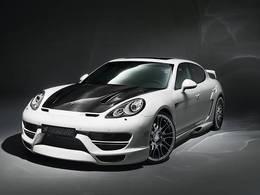 Hamann Cyrano : une Porsche Panamera de 603 ch avec une moustache