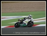 Supersport - Magny-cours D.3 : Crutchlow le plus rapide au Warm-up