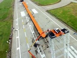 Un pilote mystère va tenter un saut à plus de 90 mètres lors de l'Indy 500 !
