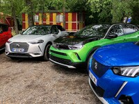 Les 5 SUV urbains électriques du salon Caradisiac Electrique/hybride 2021 : quel modèle choisir ?