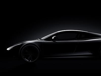 Une supercar à moteur central V12 Aston Martin en gestation...