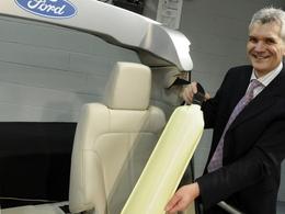 Selon Ford, un tiers des Européens ne met pas la ceinture à l'arrière