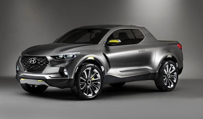 Pick-up : le premier modèle Kia/Hyundai se précise