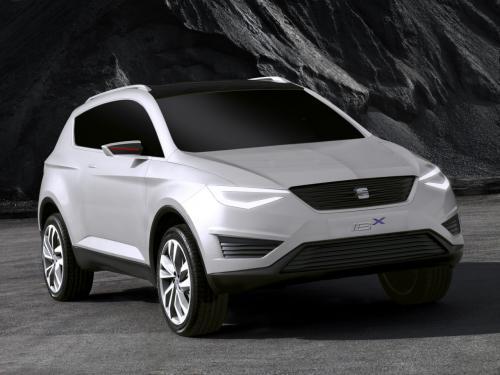 Seat: le premier SUV de la marque en 2016