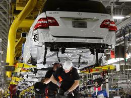 Mercedes va bientôt ouvrir une usine en Russie, malgré la chute du marché local